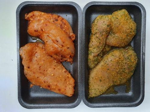 chicken foillet thins